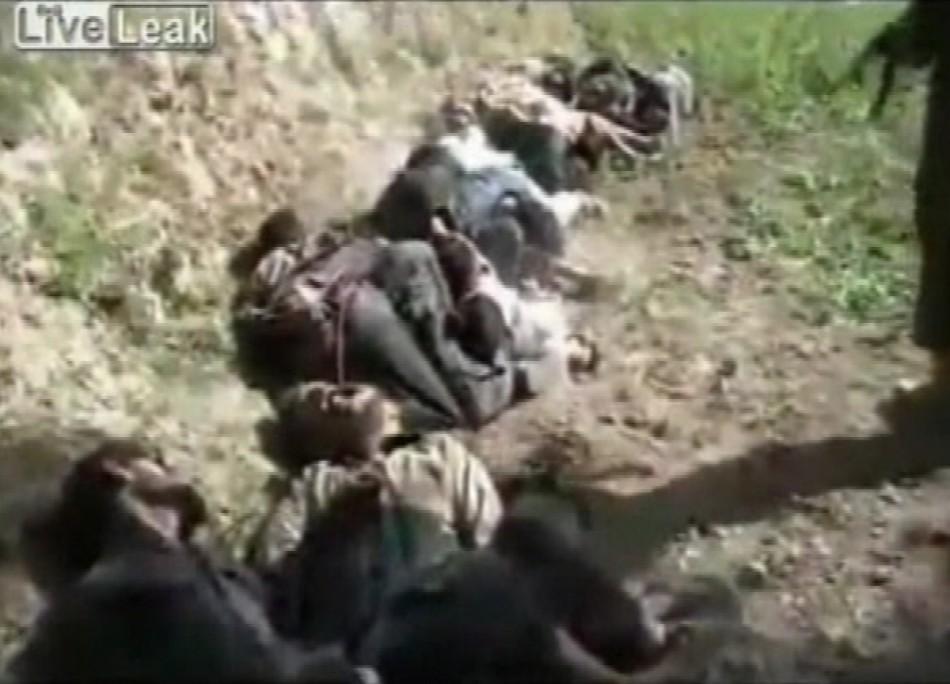 Taliban Video (3 of 3)