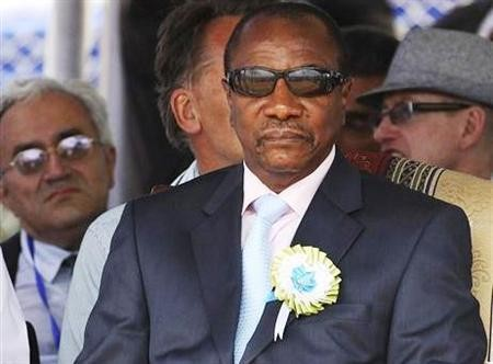 "Guinea""s President Alpha Conde"
