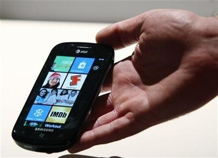 "Nokia Windows Phone 7 ""Mango"""