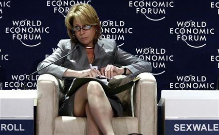 Cynthia Carroll, chief executive of Anglo American