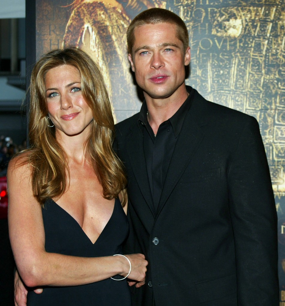 Jennifer Aniston Brad Pitt Wedding: Jennifer Aniston Wants To Work In A Movie With Brad Pitt