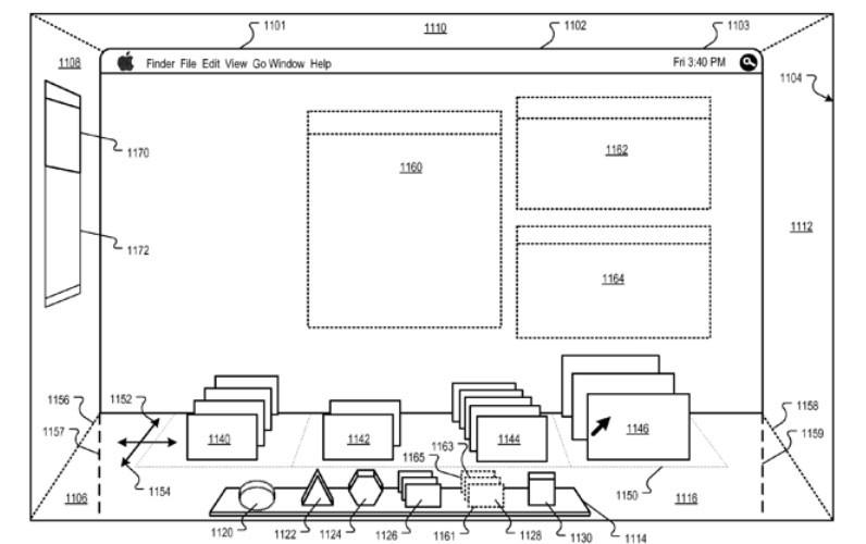 Apple Create New 3D Interface