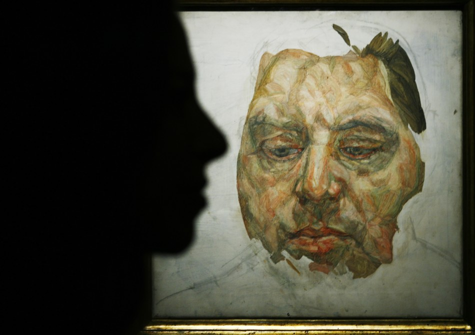 British Painter Lucian Freud Leaves Staggering 36 Million Pounds in Will