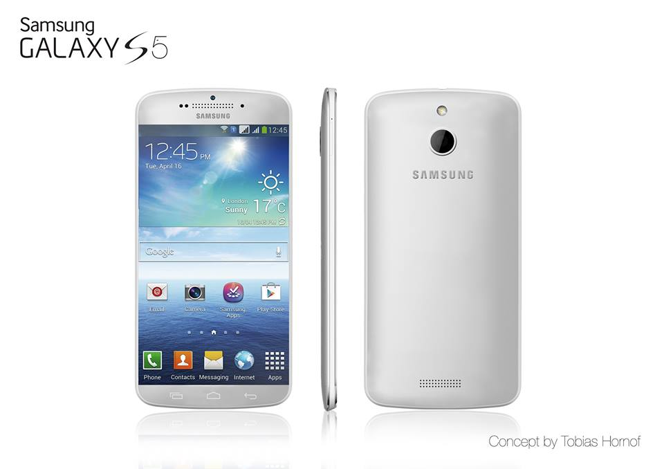 Samsung Galaxy S5 Coming 4gb Ram 4k Screen 1430647