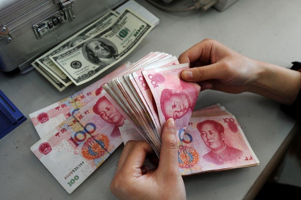 China Yuan US Dollar