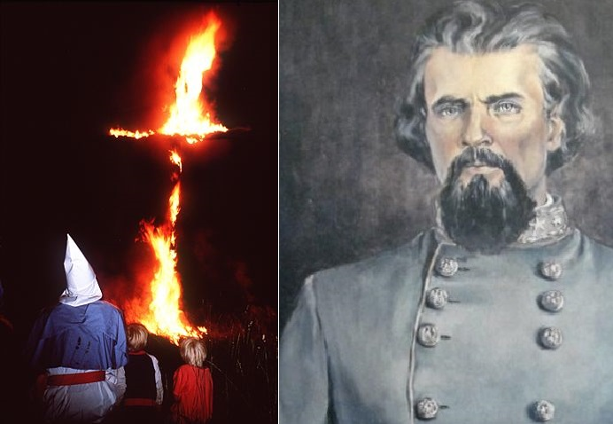 Not suitable for a school: Nathan Bedford Forrest school name dropped because he was Grand Wizard of the Ku Klux Klan