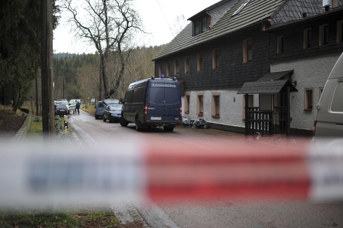 Germany Cannibal Killer Detlev Guenzel