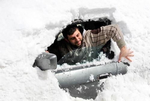 Saudi Arabia Snow 8