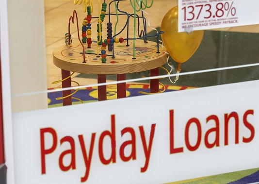 Payday lenders have earned a bad reputation.