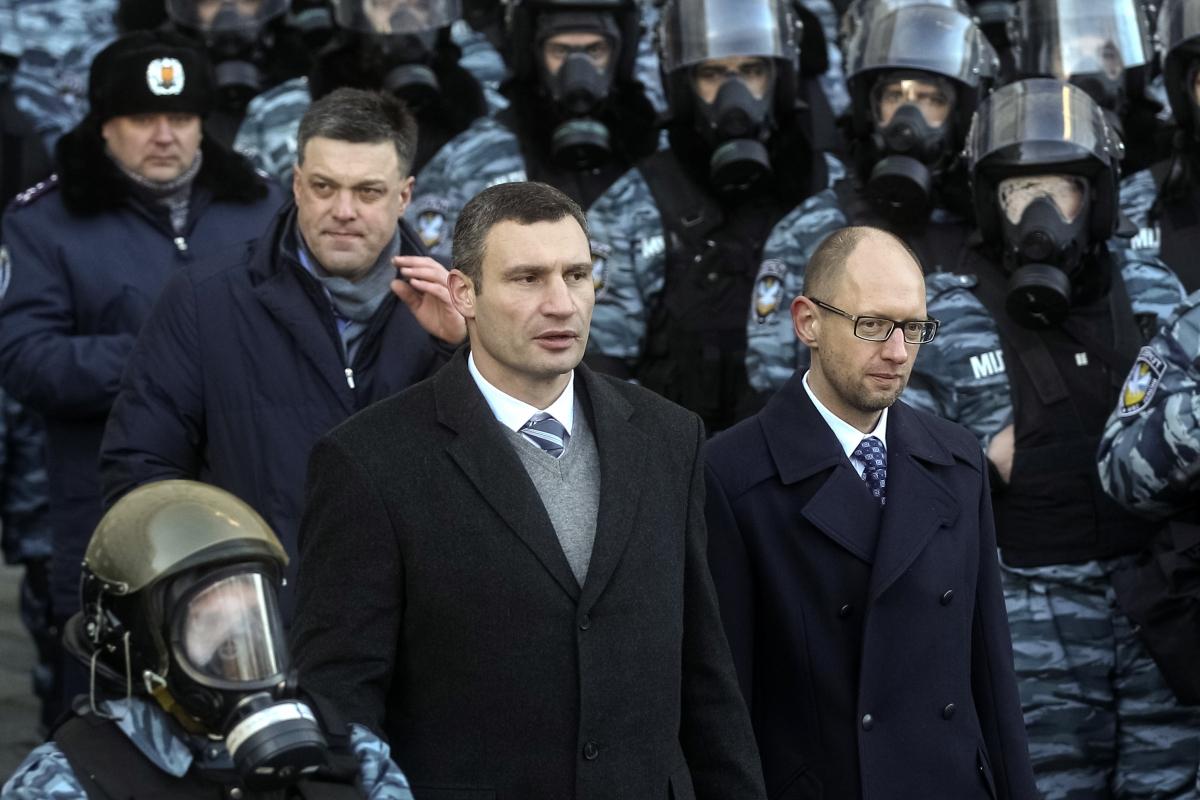 Klitschko Svoboda