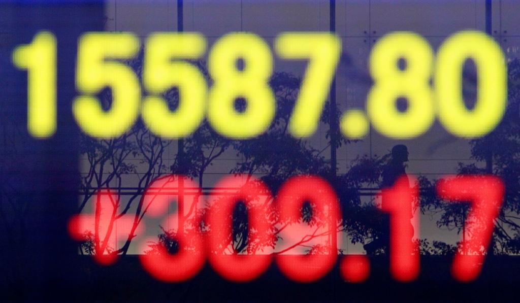 Japan's Nikkei Share Index