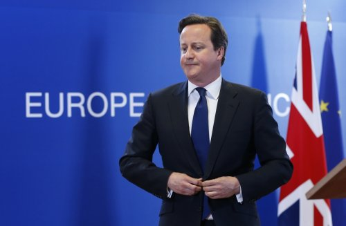 David Cameron UK EU