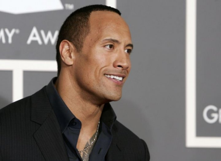 Dwayne Johnson is the top grossing actor of 2013