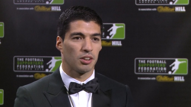 Suarez Delighted to Win FSF Player of the Year Award
