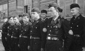Ukraine Nazi Police partisans