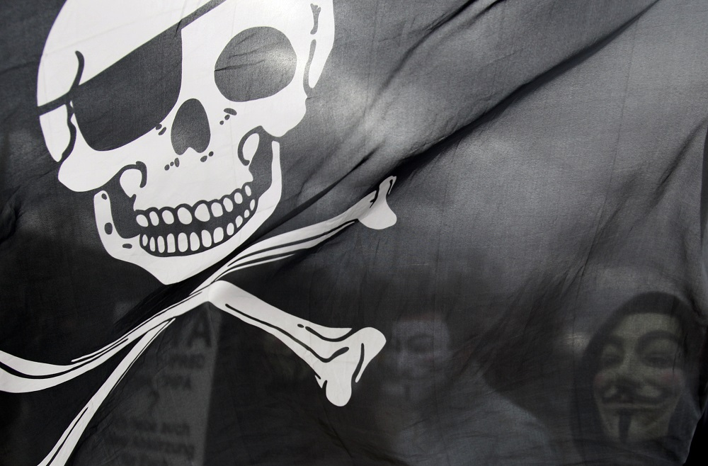 Pirate Ordered To Pay Record Sum
