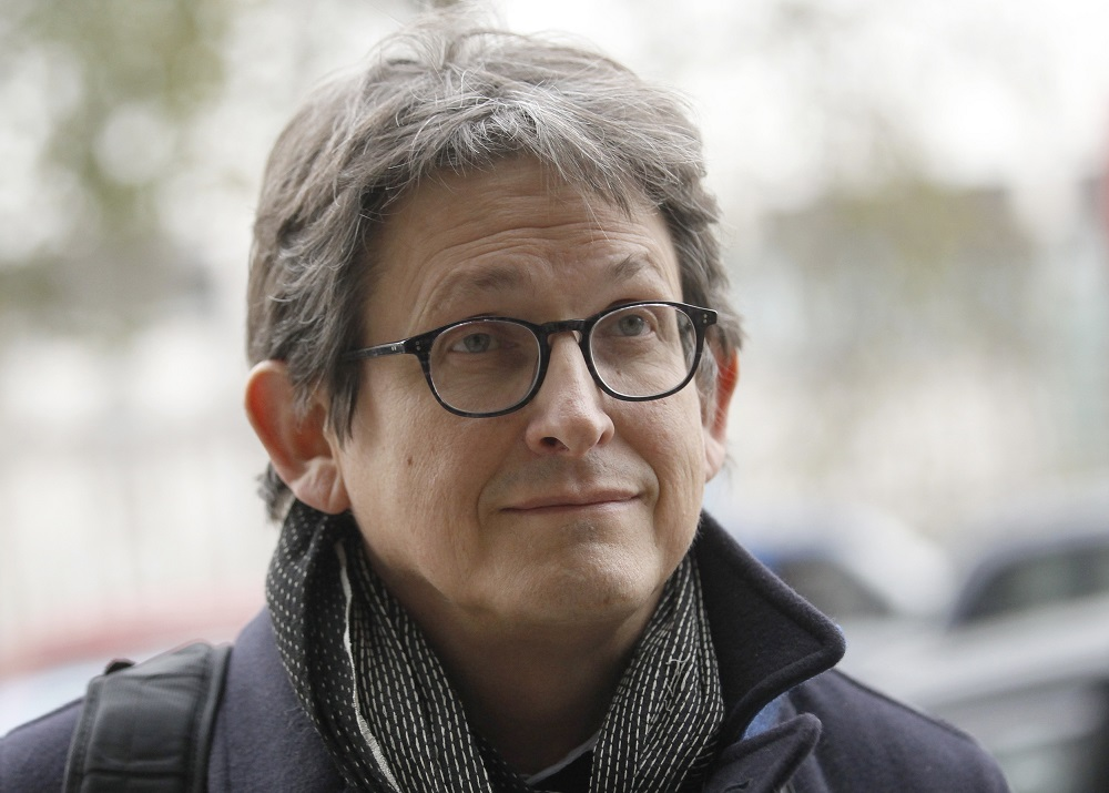Alan Rusbridger Top 10 NSA