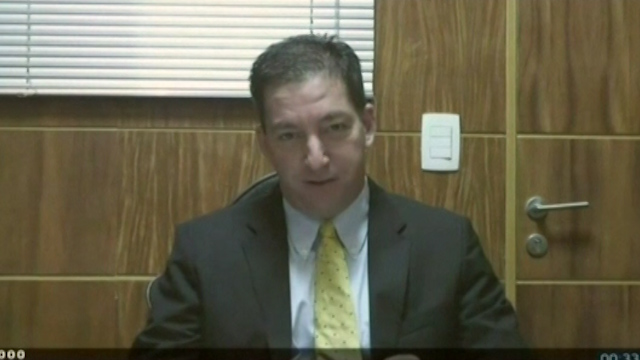 Greenwald: NSA's Goal Is To Eliminate Individual Privacy