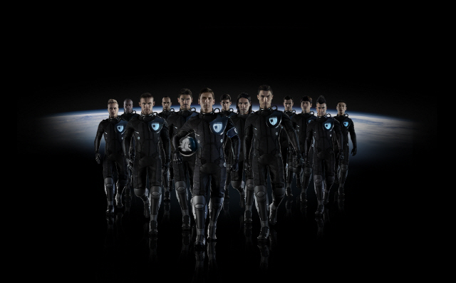 Samsung Galaxy 11: World's Ultimate Football Team Face-Off Aliens in Fantasy-Inspired Campaign [VIDEO]