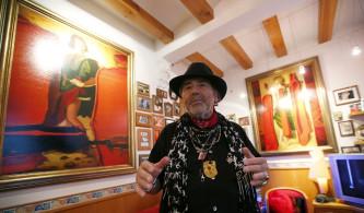 German Ekkeheart Gurlitt, cousin of art hoarder Cornelius Gurlitt