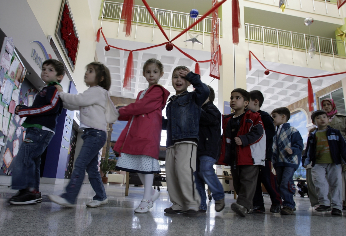 Children at Gulen schools