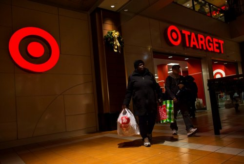 Target Store in Brooklyn New York