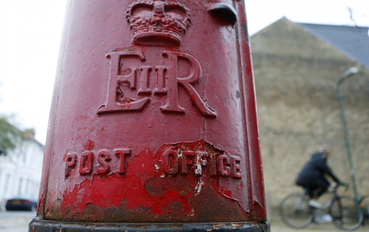 Royal Mail privatisation
