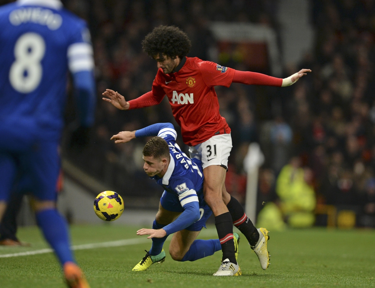 Marouane Fellaini