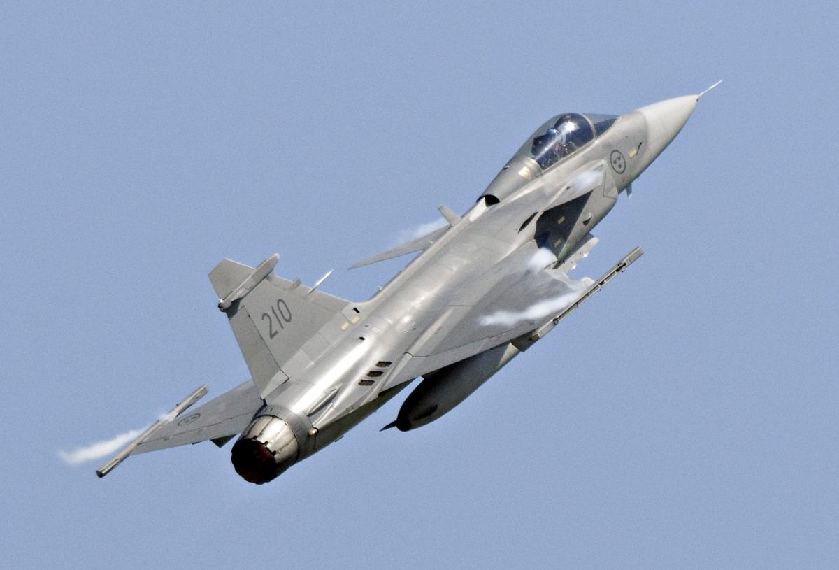 Saab Brazil Gripen NG