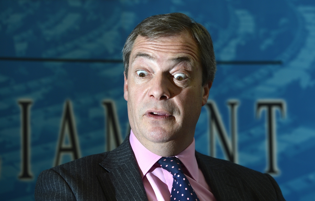 Nigel Farage and Annabelle Fuller denied they had an affair behind Farage's wife back, while Fuller was on the Ukip payroll