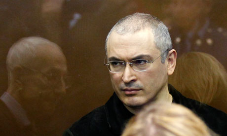 Putin 'to Pardon Russian Oligarch Khodorkovsky'