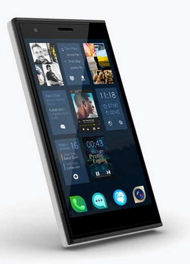 Jolla Sailfish smartphone