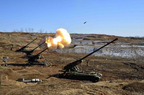 North Korea To Strike South Korea Without Notice