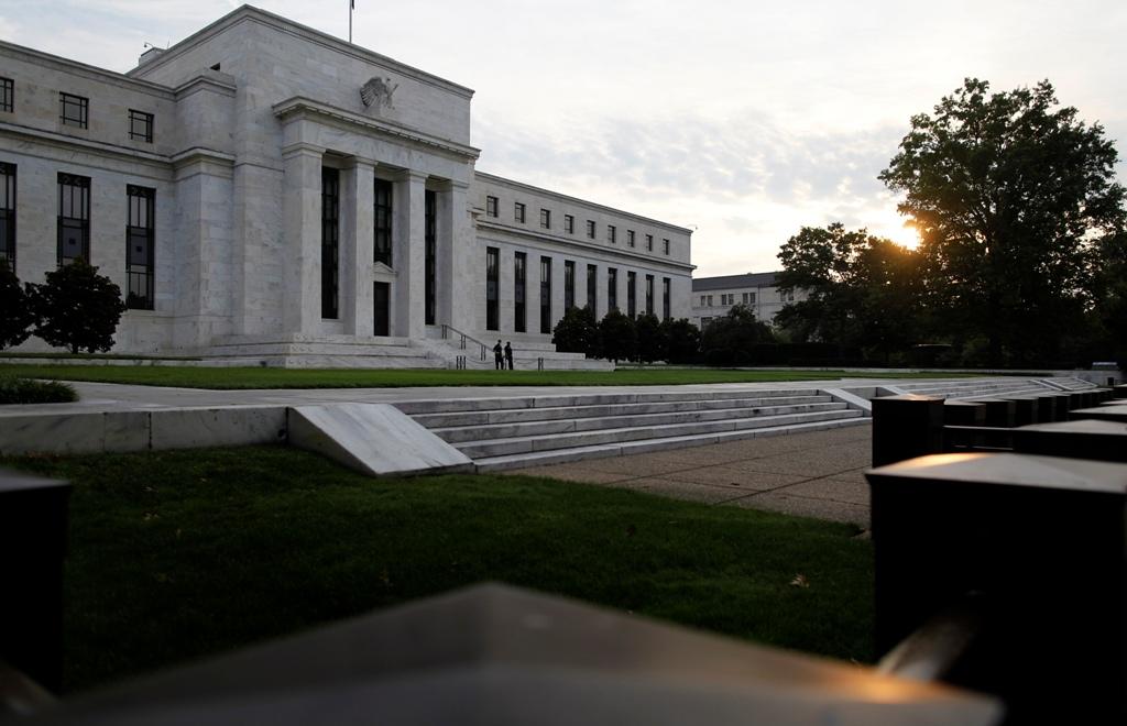 US Federal Reserve Headquarters
