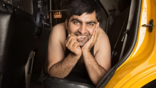 New York Taxi Drivers Pose For 'Sexy' Calendar