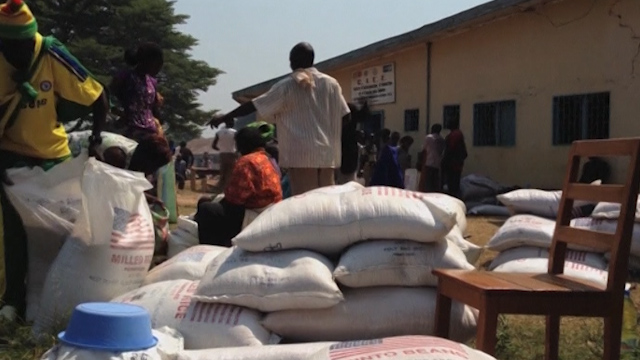 Emergency Food Reaches Those Displaced in Bangui