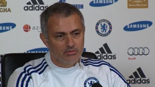 Chelsea's Mourinho Talks Of Arsenal