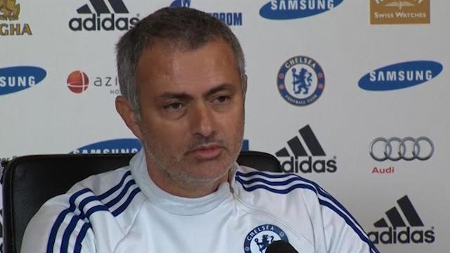 Chelsea's Mourinho Talks Of Arsenal
