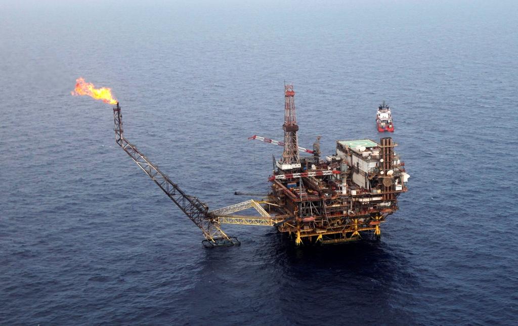 Bouri Oilfield Libya
