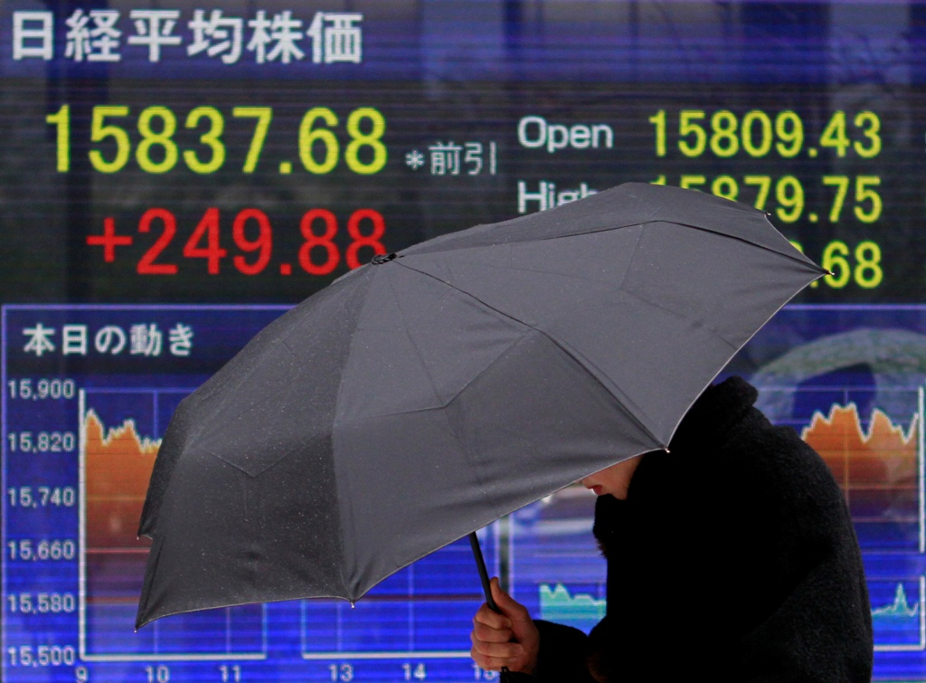 Japan's Nikkei Share Average