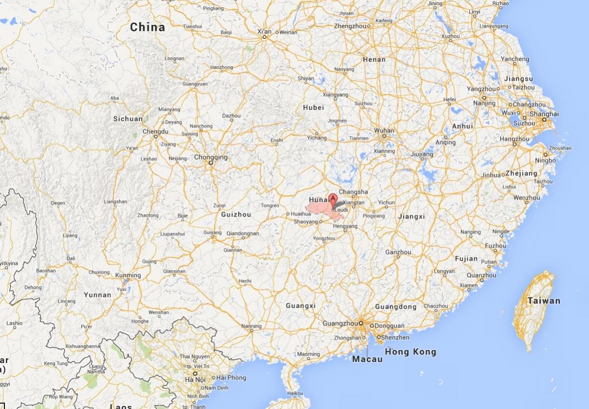 Loudi, China