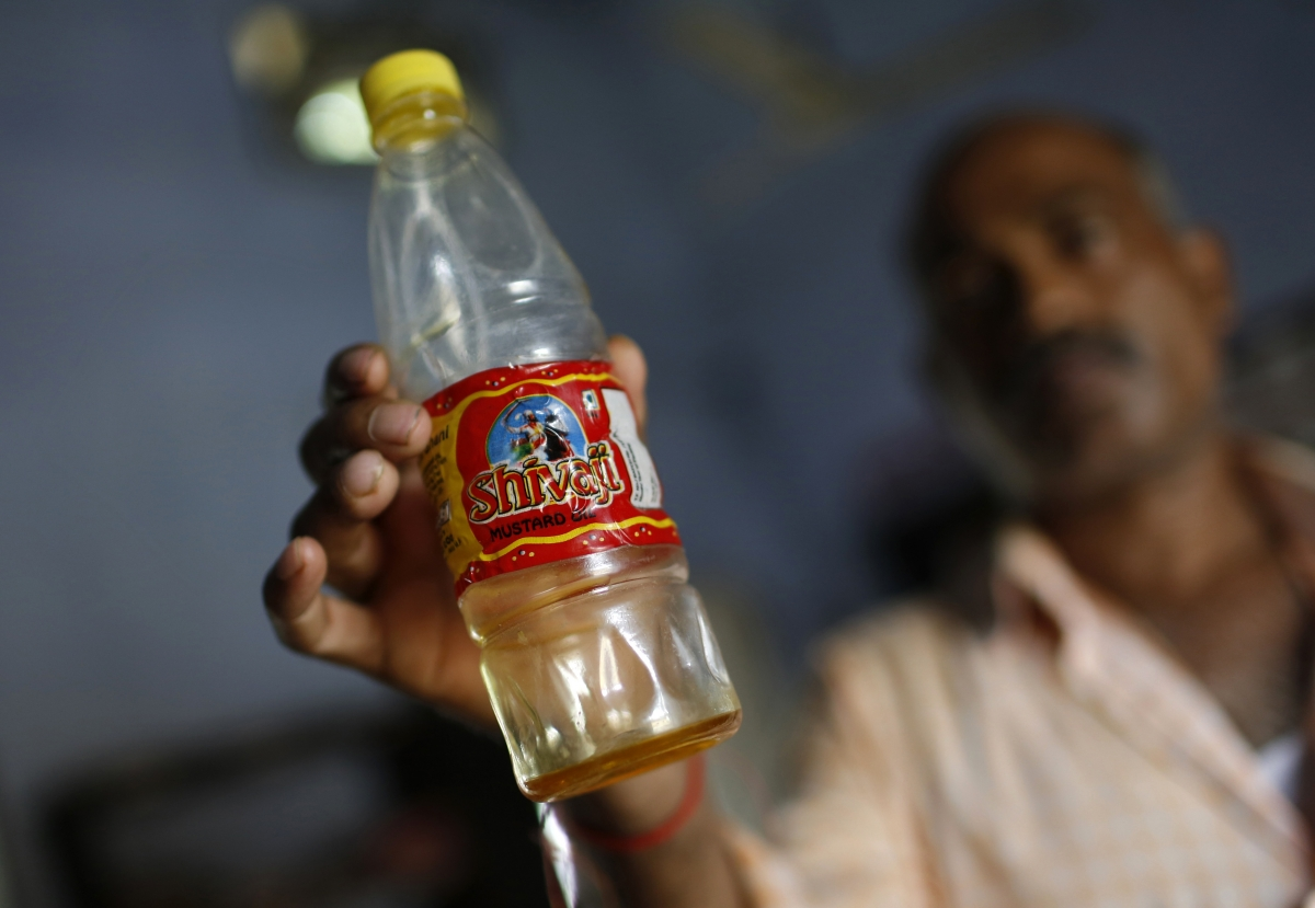 Tainted oil in Bihar