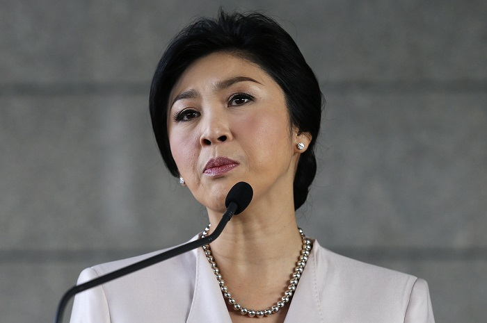 In a televised address, Thai PM Yingluck Shinawatra acknowledged government reforms are needed.