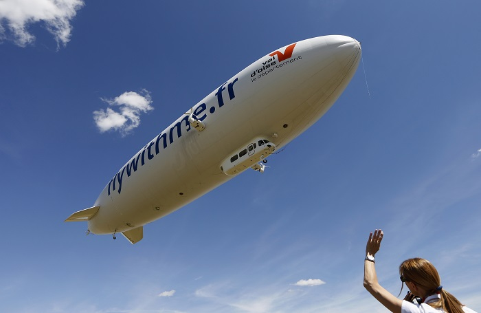 Luxembourg-based firm Cargolux plans to make cargo-carrying Zeppelins a more permanent fixture over Europe's skies.