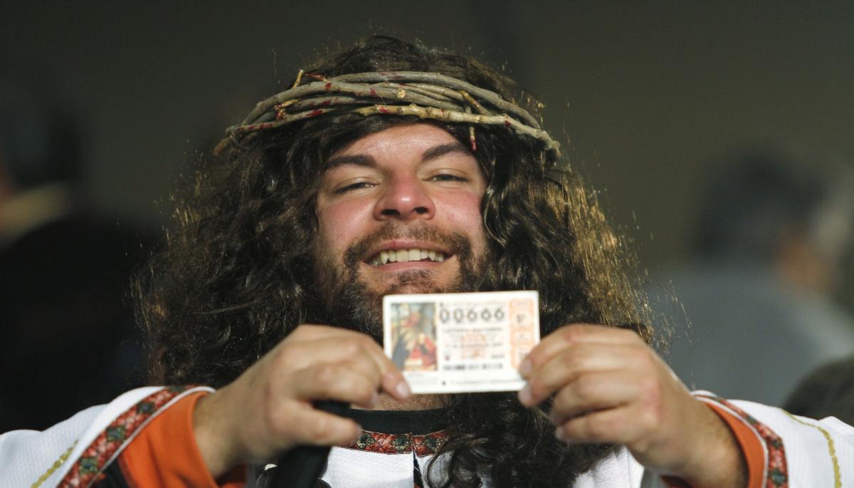 Lucky Jesus