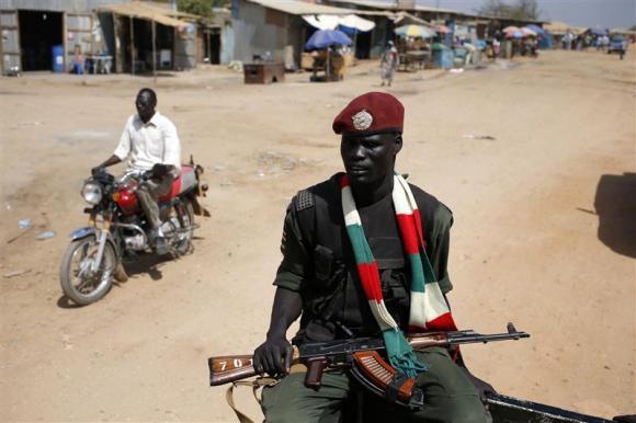 South Sudan Government Loses Control of Bentiu