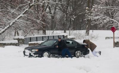 Wisconsin snow storm