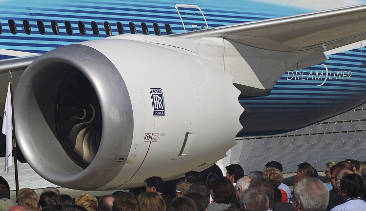 SFO Launched Rolls-Royce Bribery and Corruption Probe