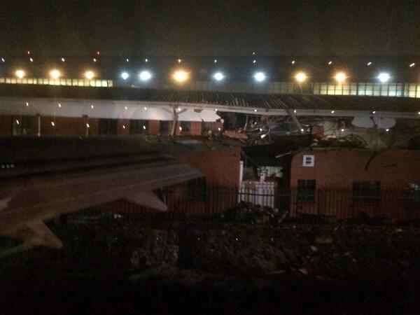 BA Johannesburg Crash