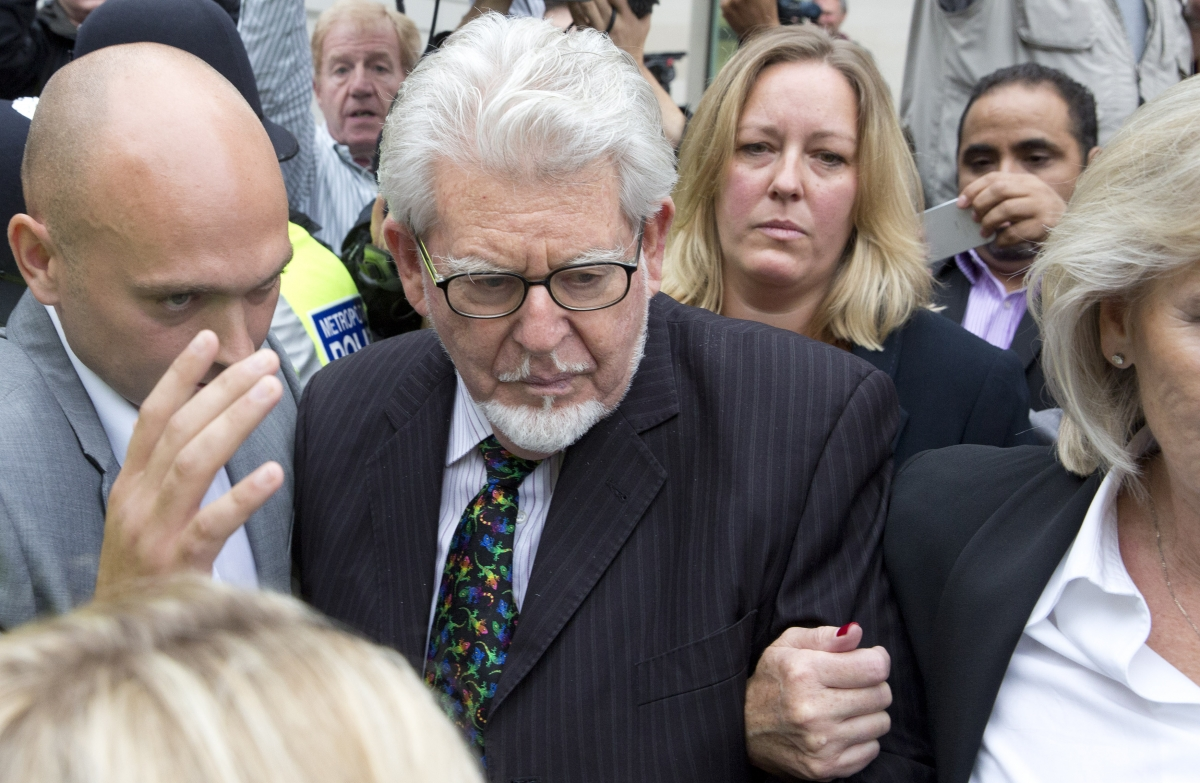 Fresh child sex charges leveled at entertainer Rolf Harris